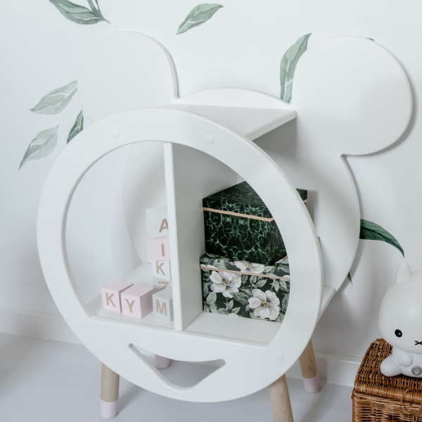 Oryginalna półka do pokoju dziecka