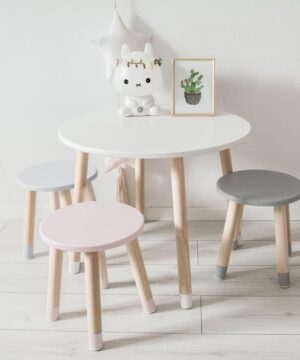 Taborecik, krzesełko do pokoju dziecka