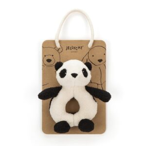 grzechotka panda pippet dla niemowląt