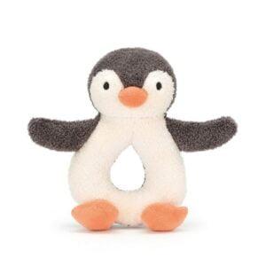 grzechotka pingwin pippet dla niemowląt