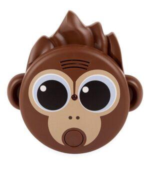 Czujnik dymu w kształcie małpki
