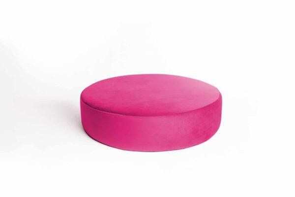 Pufa dla dzieci Big pink