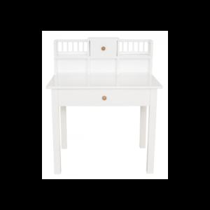Drewniane biurko dziecięce szwedzkiej marki jabadabadoo