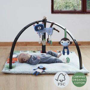sensoryczna mata do zabawy dla niemowląt
