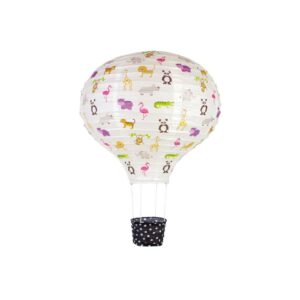 Klosz lampy latający balon safarii
