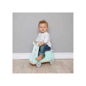 mini skuter jeździk dla dzieci