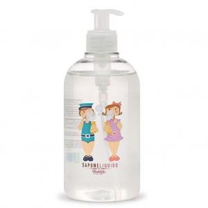 mydło w plynie do mycia włosów i ciała dla dzieci