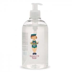 organiczny płyn do kapieli dla chłopca