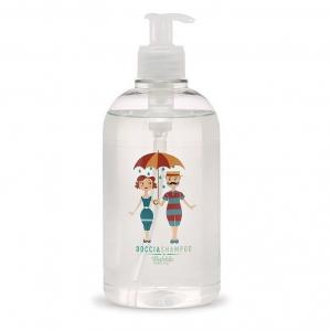 organiczny płyn do mycia ciała i włosów dla całej rodziny