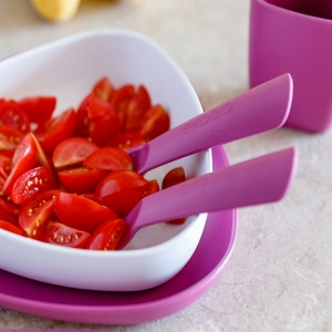 pol pl eKoala Zestaw Obiadowy dla Dzieci 100 BIOplastik Fioletowy Bialy 1004 2 300x300 - Zestaw naczyń dla dzieci z BIOplastiku filoletowy