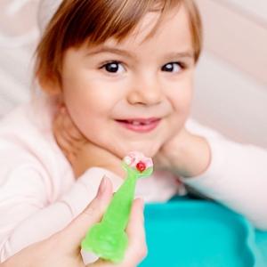 łyżeczki zmieniające kolor dla dzieci, kidodo