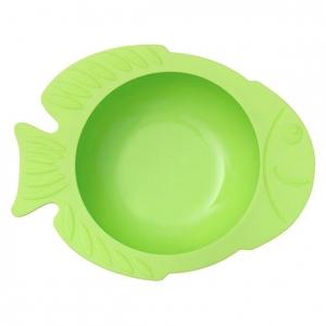 miseczka do jedzenia dla dzieci z przyssawką kidodo