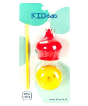 pol pm KIDodo Zestaw Silikonowych Nakladek na Kubki Czerwona Zolta 1097 1 300x360 - Zestaw silikonowych nakładek na kubki czerwona i żółta