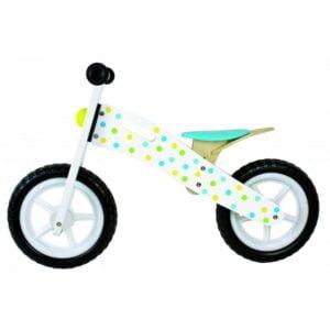 rowerek biegowy dla chłopczyka do nauki jazdy