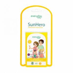 Wskaźnik słoneczny dla dzieci SunHero (24 pak)