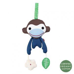 Zabawka edukacyjna małpka
