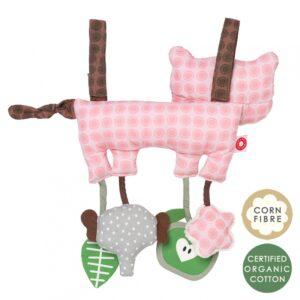 zabawka edukacyjna dla niemowląt do stojaka edukacyjnego wisząca, bezpieczna zabawka