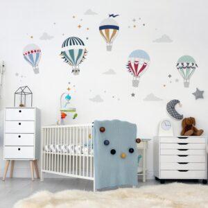 1 max 138 1 300x300 - Naklejki na ścianę balony beżowe DK371
