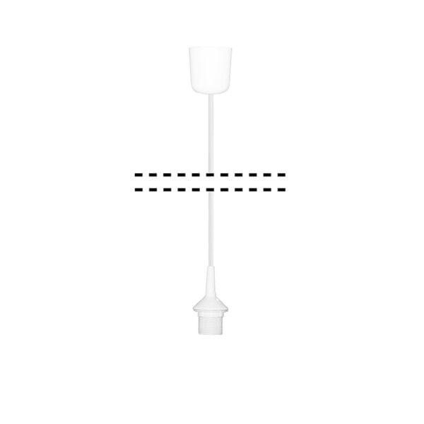61075239 fcb1 48ad b210 9a62c1f67c9f 600x600 - Lampa sufitowa mini chevron szary