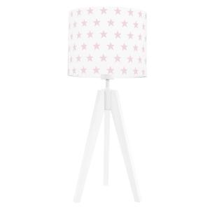 847b1c69 248b 435c b77b 0ec27b71ec9b 2 300x300 - Lampa na stolik różowe gwiazdki