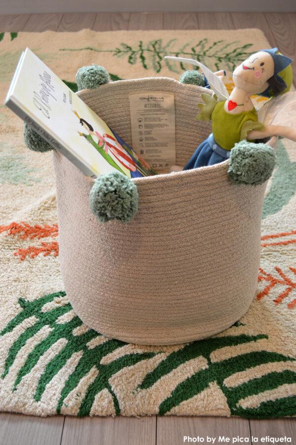C BOTANIC 23 600x902 - Dywan dla dzieci botaniczne rośliny