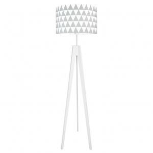 lampa podłogowa w stylu skandynawskim do pokoju dziecka
