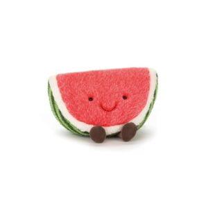Maskotka przytulanka w kształcie owoców, maskotka arbuz