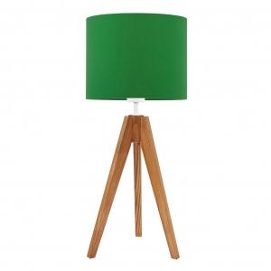 Lampa dziecięca soczysta zieleń