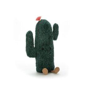 maskotka w kształcie kaktusa