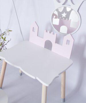 Stoliczek dziecięcy zamek