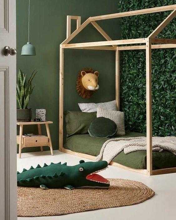 trzy kroki do doskonałego oświetlenie pokoju dziecka