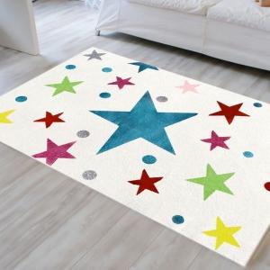 76I A8Nw 300x300 - Dywan do pokoju dziecka kolorowe gwiazdy