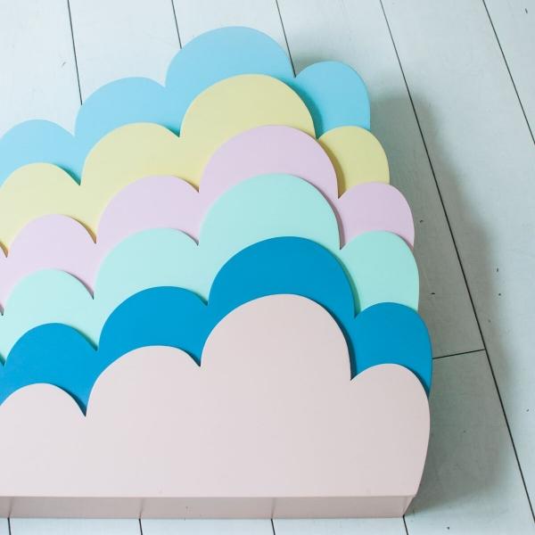 GeR WS6A 600x600 - Półka na książki chmurka