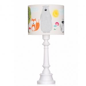 lampa stojąca leśni przyjaciele