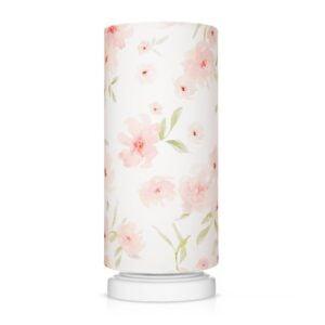 lampka nocna dla dzieci w kwiaty