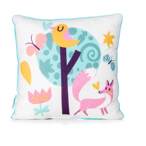 poduszka dekoracyjna sowa