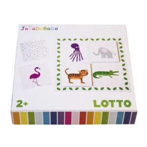 kreatywna gra dla dzieci, gra lotto zwierzątka