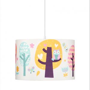 Lampa wisząca do pokoju dziecka sowa