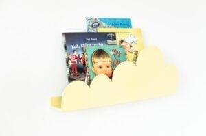 Półka chmurka do pokoju dziecka