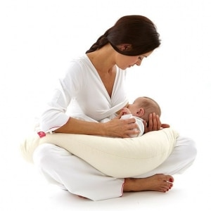 poduszka do karmienia niemowląt