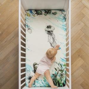 prześcieradło do łóżeczka dziecięcego, prześcieradło do zdjęć, prześcieradło dla dziecka