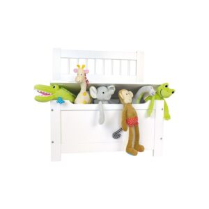 skrzynia na zabawki, ławka na zabawki, meble do pokoju dziecka