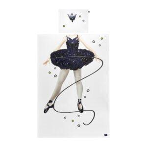 pościel z motywem tancerki, pościel do zdjęć, pościel bawełniana dla dzieci