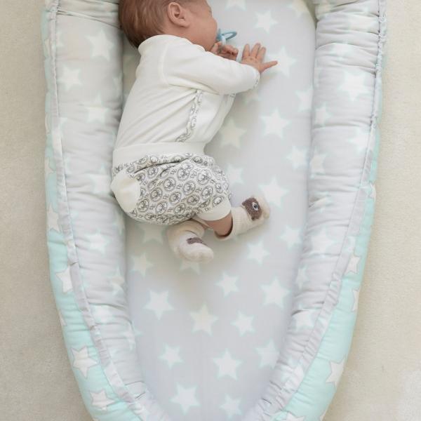 Kokon niemowlęcy w gwiazdki