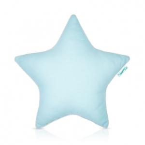 Poduszka w kształcie gwiazdki miętowa
