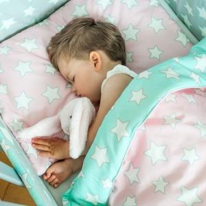 1bJz7wdw 300x300 - Pościel dla dzieci różowa w gwiazdki 140x200