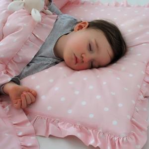 8d4u 5uQ 300x300 - Pościel dla dzieci różowa z falbanką 100x135