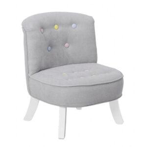 Candy 3 300x300 - Fotel dziecięcy z kolorowymi guziczkami