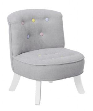 Candy 3 300x360 - Fotel dziecięcy z kolorowymi guziczkami