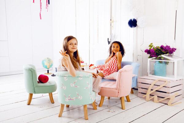 IMG 6505 600x400 - Sofa dla dziecka karmelowy róż